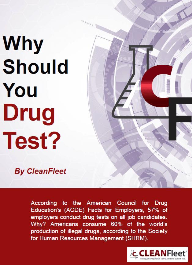Why Should you drug test? ebook