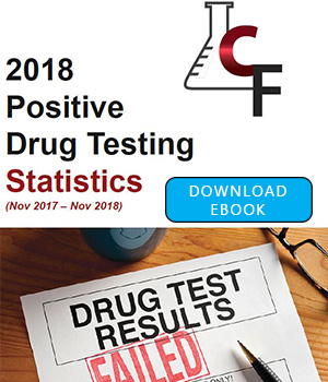 ebook 2018 Positive Drug Testing Statistics