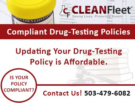 cleanfleet drug testing policy development
