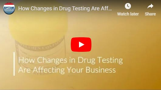 Presentation: How changes in drug testing are affecting your business