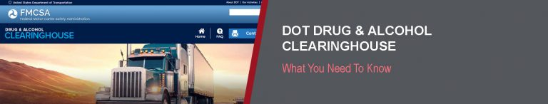 DOT Drug & Alcohol Clearinghouse - CleanFleet